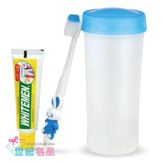 兒童牙刷杯組