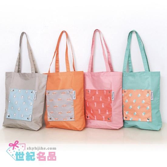 日式折疊購物袋