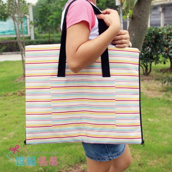 野餐墊購物袋