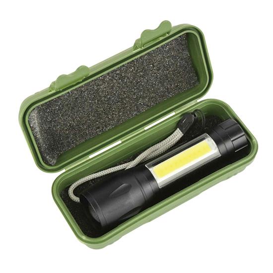 USB充電電筒