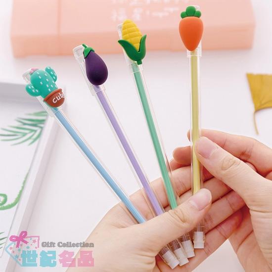 蔬果造型中性筆