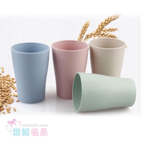 小麥水杯四入裝