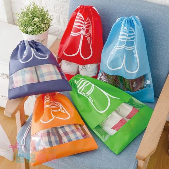 不織布收納鞋袋